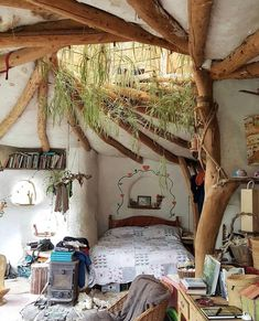 Home Interior Design — Cozy place at Pembrokeshire coast. Home Interior Design — Cozy place at Pembrokeshire coast. Earthship Home, Earthship Design, Earth Homes, Cozy Place, Dream Rooms, Cozy House, Cozy Cabin, Home Design, Design Ideas