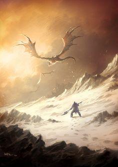 Le Mont Dragon <3