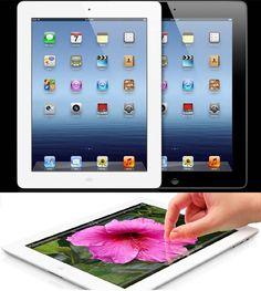 Starpulse's Apple iPad 3 Giveaway! from StarPulse.com