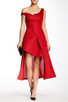 Red dress nordstrom off the rack