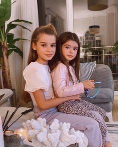 Cute Baby Twins, Cute Mixed Babies, Cute Asian Babies, Cute Little Baby, Cute Girls, Kids Outfits Girls, Cute Outfits For Kids, Girl Outfits, Beautiful Little Girls