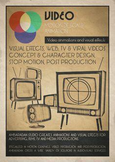 Motion design & animation
