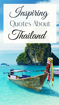 Looking for the best quotes about Thailand and its culture? These fun Thailand travel quotes are great for using on your blog or Instagram captions, many my famous authors and world travellers. Hiking Quotes, Thailand Travel, Blog, Adventure Travel, The Best, Best Quotes, Places To Visit, Instagram, Inspiring Quotes