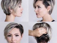 Perfect Ways to Have Long Pixie
