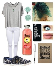 """""""Untitled #75"""" by catiepayne ❤ liked on Polyvore featuring Lipsy, Chicnova Fashion, Keds, LC Lauren Conrad and Fountain"""