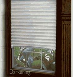 Redishade, Inc. 48X72 Wht Dk Redi-Shade 3142260 Window Shades by REDISHADE, INC.. $12.86. 48' x 72', White, Room Darkening Instant Pleated Window Redi-Shade, Peel & Stick, Provides Instant Privacy & Style On Your Windows Without Tools Or Brackets, Durable Butcher Paper Construction Provides A Neat Clean Fashionable Apperance In Seconds, Just Trim The Shade To The Width Of The Window With A Razor Knife, Peel Of The Backing & Stick To Window Frame Or Window Glass Itself,...