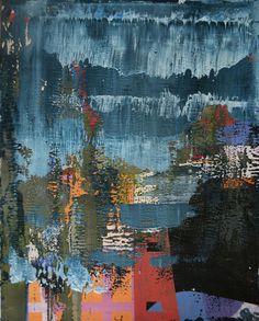 "icoaca collective; Oil 2013 Painting ""Dabin [Slaughterer]"" Jim Harris/Koen Lybaert"