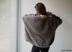 Kardigan Alpaka Silk - swetry - Pakamera.pl