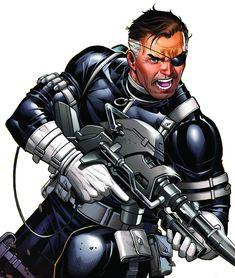 Nick Fury (Character) - Comic Vine