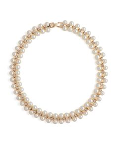 Pearl Dive Necklace