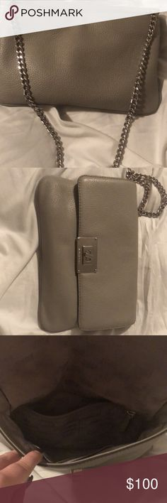 Michael Kors bag Like new bag, just upgraded. Michael Kors Bags Shoulder Bags