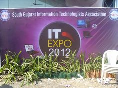 We are very pleased to attend the South Gujarat Information Technologists Associations It Expo which was held at Vanita Vishram Ground.