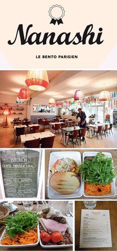 NANASHI, le Bento parisien - 57 rue Charlot, 75003 Paris, France - 09 60 00 25 59, à découvrir lors de votre séjour dans l'un de nos hôtels By HappyCulture : https://www.happyculture.com/