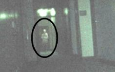 This photo was taken at the old Fort Douglas Hospital in Salt Lake City, UT, and it reportedly shows a ghost in a straitjacket. Investigators from Utah Ghost Investigation snapped the photo on the third floor which was once served as the hospital's Asylum.