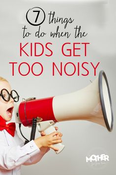 Do your kids get noisy and loud inside? If your toddlers, preschoolers, or other children don't know how to use inside voices then this is for you. Here are 7 things to do when you need the home more quiet.