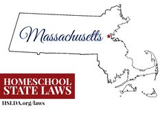 MASSACHUSETTS Homeschool State Laws | HSLDA
