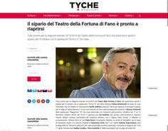 Tyche Magazine  22 settembre 2015