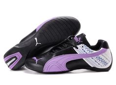 new arrival 889d6 dc739 Women Puma Future Cat 106 - Black Purple Puma Sneakers, Sneakers For Sale,  Adidas