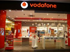 Vodafone - Branche: Foto, Multimedia & Technik