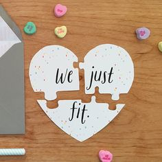 "free printable ""we just fit"" puzzle piece valentine"