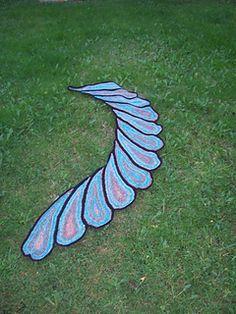 Teardrop Wingspan