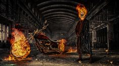 Find the best Ghost Rider Wallpaper HD on GetWallpapers. We have background pictures for you! Windows Wallpaper, Wallpaper Pictures, Background Pictures, Wallpaper Backgrounds, Ghost Rider 2007, Ghost Rider Marvel, High Resolution Wallpapers, High Quality Wallpapers, Ghost Rider Wallpaper