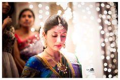 Manchu Pranathi Manoj - BK Photography- Telugu bride