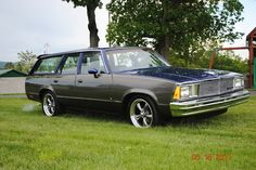 Viewing Auction #260791794175 - 1981 Chevy Chevrolet Malibu Station Wagon Hot Rod | Keith Martin's Collector Car Price Tracker