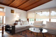 House in Porto II, Living room | Photo by: Francisco Rivotti | Porto | Skike Design