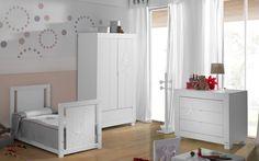 deco chambre bebe rose et blanc
