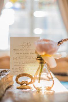 Photography: Sandra Marusic - www.sandramarusic.ch  Read More: http://www.stylemepretty.com/2014/05/19/peach-gold-luxury-wedding-inspiration/