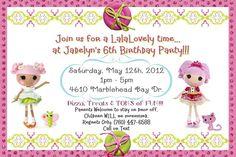 "Photo 1 of 56: Lalaloopsy Party / Birthday ""Jadelyn's Lalaloopsy Party""   Catch My Party"