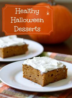 These ten healthy Halloween desserts will help you to maintain a whole food diet while still enjoying Halloween. These recipes are perfect for fall!
