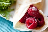 Eggless Crepes for Egg Allergies - My little nephew was recently diagnosed with an egg allergy and I feel so bad, that he is not able to enjoy certain foods. So I always try to find alternative recipes, for him to enjoy.