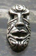 Moai Super hero mask
