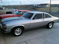 '76 chevy nova my first car