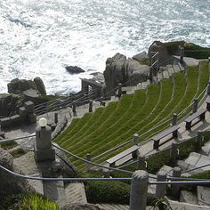 Minack Theatre, Cornwall. | 28 Incredibly Beautiful Places In The U.K. To Visit
