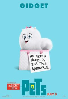 Official movie site for The Secret Life of Pets, starring Louis C.K., Eric Stonestreet and Kevin Hart. Watch the trailer here! In theaters July 8, 2016.