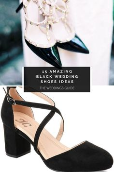Amazing Black Wedding Shoes Ideas #weddingshoes Bride Shoes, Wedding Shoes, Dream Wedding, Perfect Wedding, Wedding Inspiration, Wedding Ideas, Wedding Decorations, Fancy, Nice