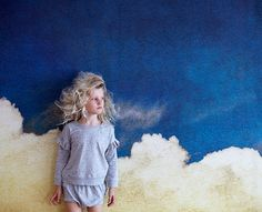 Thread - Goodnight Moon Collection // Australia // Photography by Hayley Sparks , hair and makeup by Michelle Dube, Starfish Kids models // Available Online