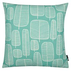 Buy MissPrint Home Little Trees Cushion Online at johnlewis.com