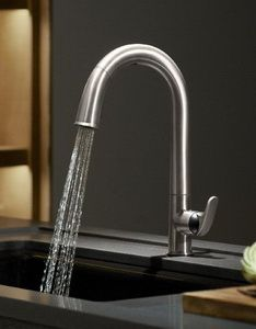 Touchless Kitchen Faucets - Moen Arbor compared with Kohler Sensate
