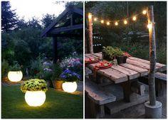 25 idee geniali che trasformeranno il vostro giardino in un paradiso con pochissima spesa
