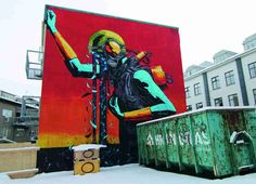 Street Art & Wall Murals From Around the World You Have to See Now - Thrillist