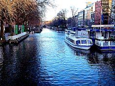 Canal - Amsterdã