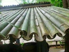 Telhado Bambu