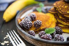 Havre och bananpannkakor – Läsarrecept