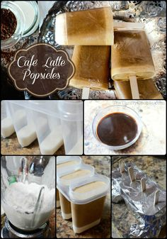 These look amazing and I love this approach to making these Cafe Latte Coffee Popsicles to ensure that they are delicious and creamy. I am going to be making these often and all year, but especially in the summer! I am always looking for coffee desserts and recipes using coffee and leftover coffee so that none of it goes to waste and find new ways to enjoy coffee!