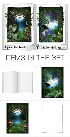 """""""Let the fairytale begin"""" by barebear1965 ❤ liked on Polyvore featuring art"""