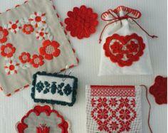 Transylvania Folk Art Cute Embroidery  Japanese by pomadour24